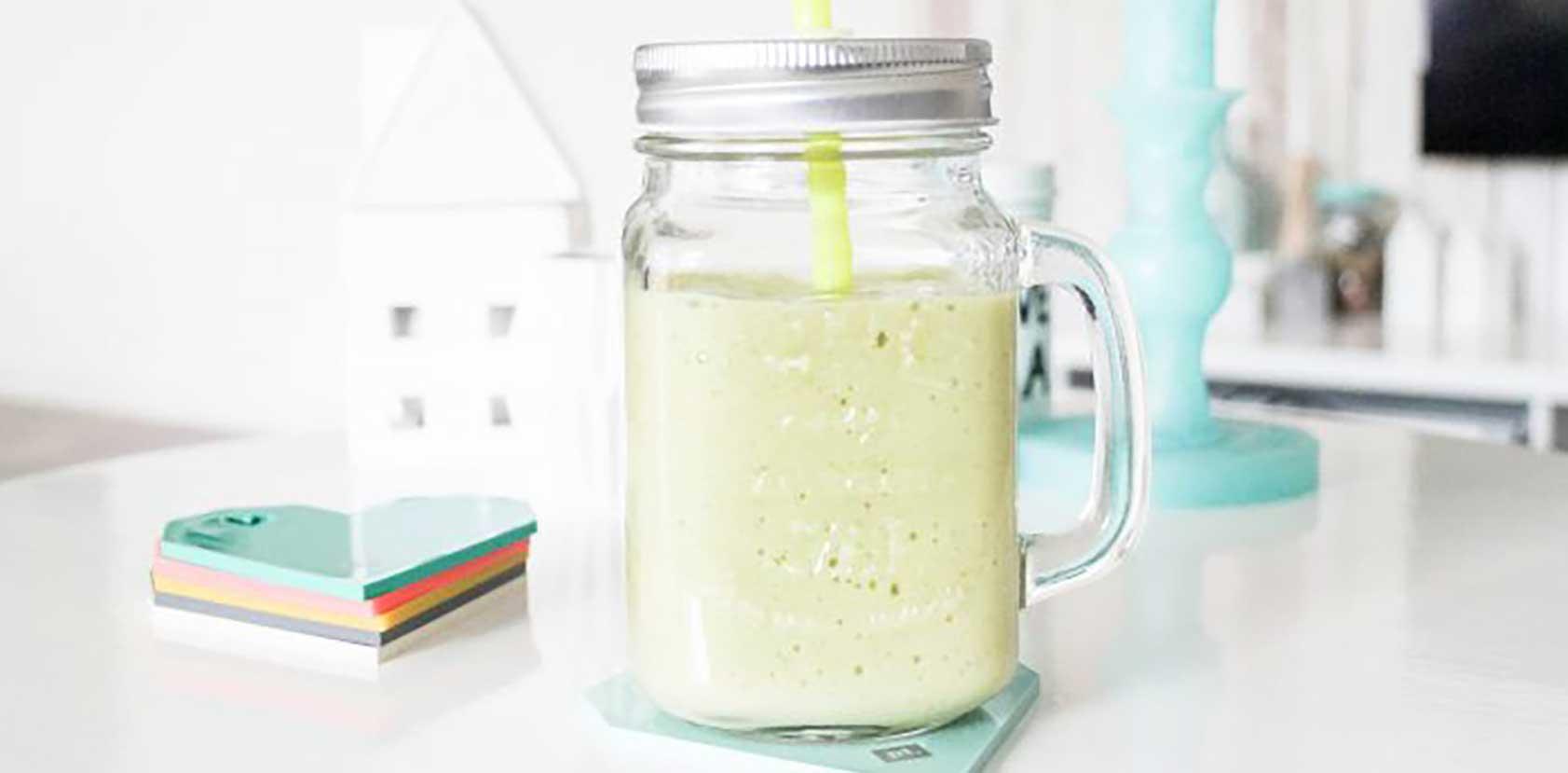 Recept-Minty-mango-smoothie - Live love interior