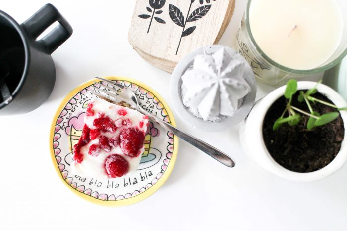 Live love interior - Recept healthy yoghurt snack