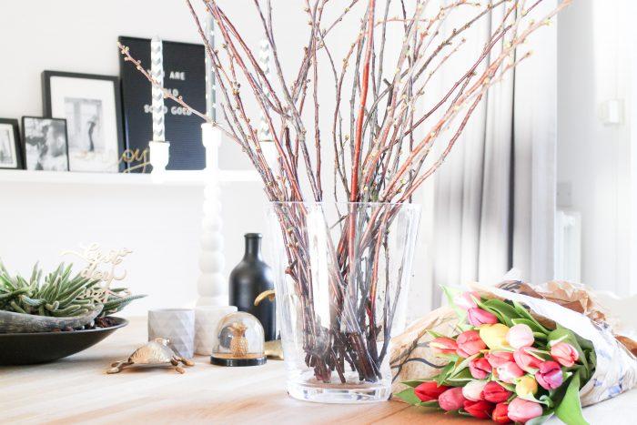 DIY | voorjaarsboeket | Live love interior
