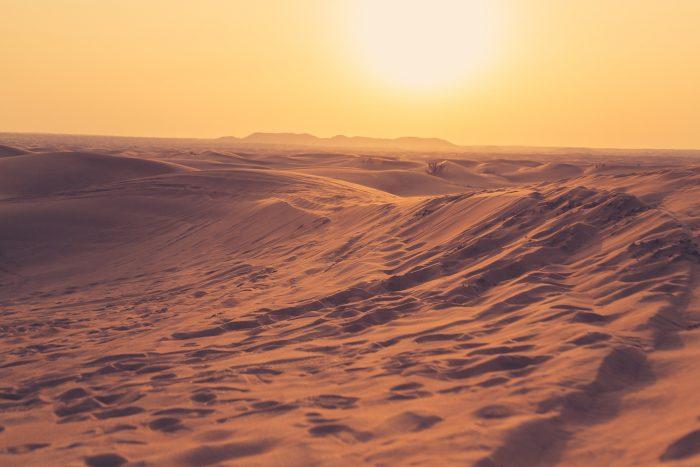 Dubai desert - Live love interior