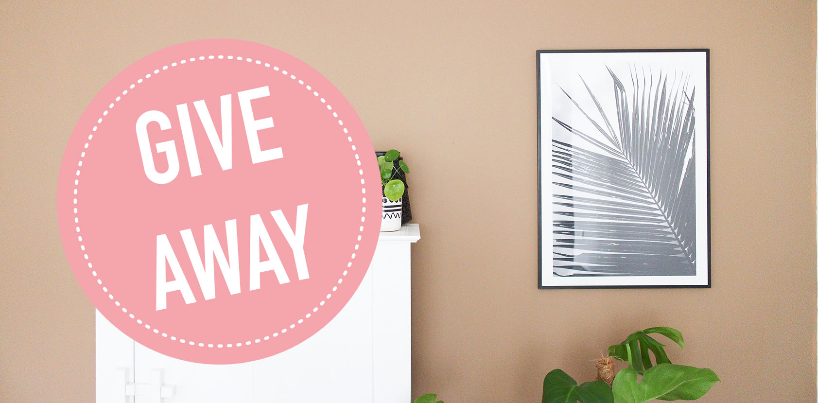 Giveaway posters Photowall - Live love interior