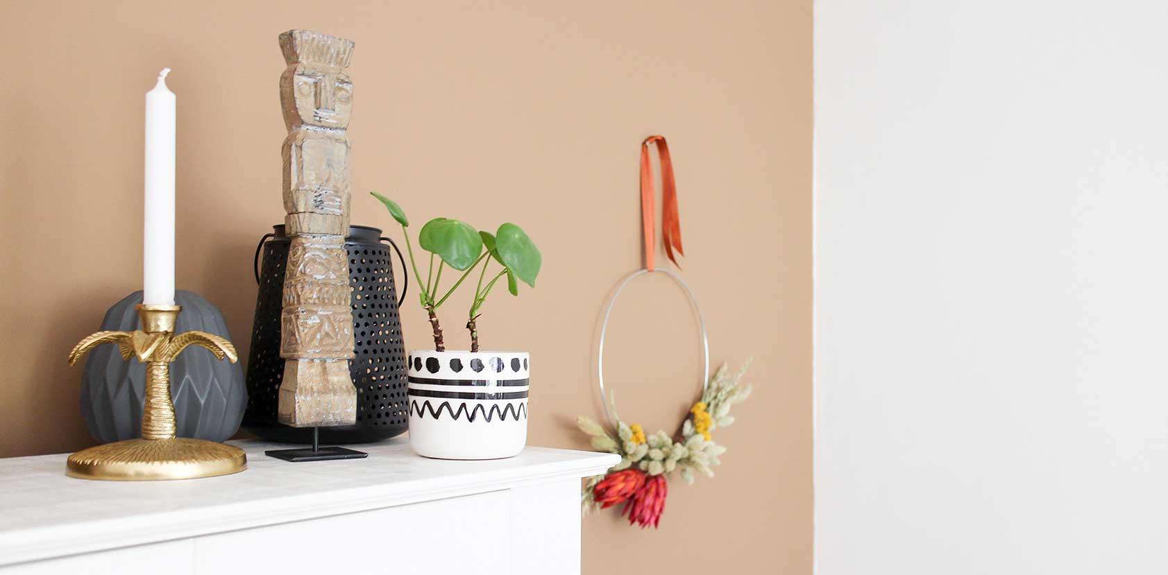 Maak-je-eigen-droogbloemen krans ---Live-love-interior