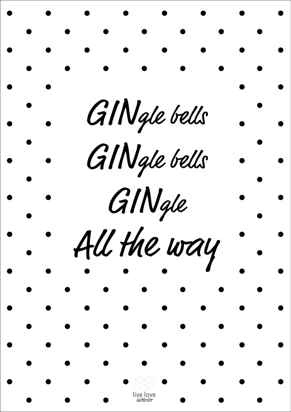 Printable-Gin,-gin-ginle-bells-Live love interior